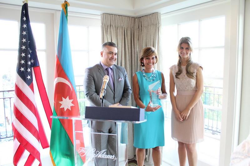 Белый дом: Для США важны отношения с Азербайджаном - ФОТО