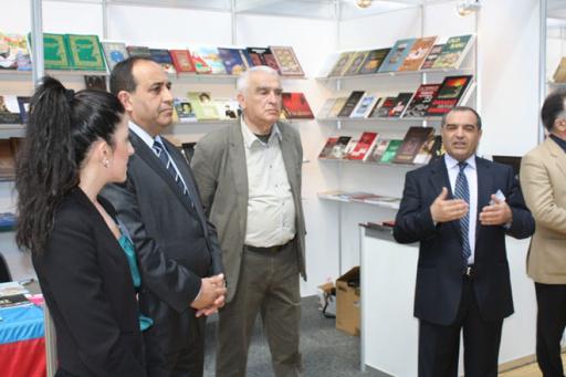 Азербайджан принял участие в Международной книжной выставке в Будапеште - ФОТО