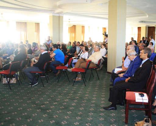 В Баку находится группа выпускников Ивановского Интердома - ФОТО