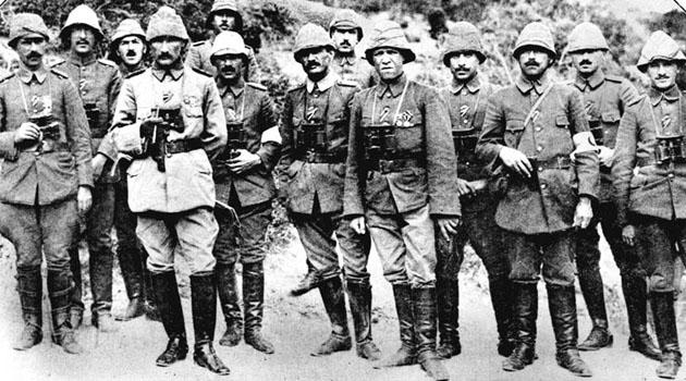 100 лет после Чанаккале. Победа, изменившая историю - ИНТЕРВЬЮ - ФОТО - ВИДЕО