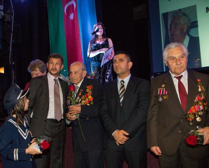 В Израиле отметили День республики Азербайджана - ФОТО