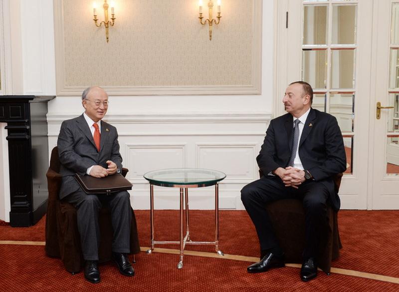 """Президент Ильхам Алиев: """"Устаревшая АЭС в Армении - большая угроза для всего региона и ближайших соседей""""- ОБНОВЛЕНО - ФОТО"""