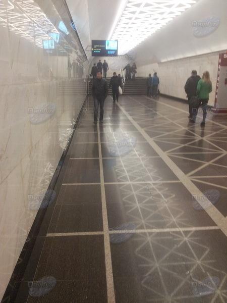 Новшества и запреты в бакинском метро – ФОТО