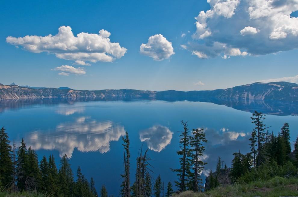 Картинки красивых озер, прикол