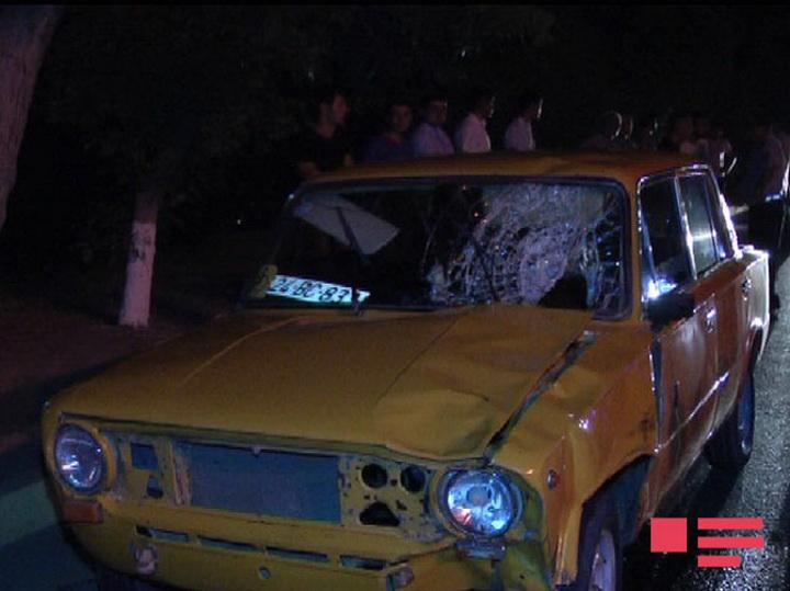ВАЗ сбил насмерть двух пешеходов, сбежавший водитель пойман - ФОТО