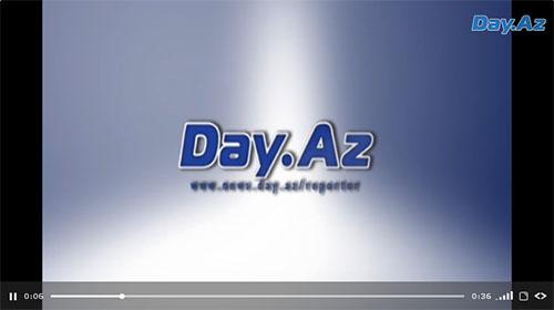 """Day.Az наградил сорок второго победителя проекта """"Мобильный репортер"""" - ВИДЕО - ФОТО"""