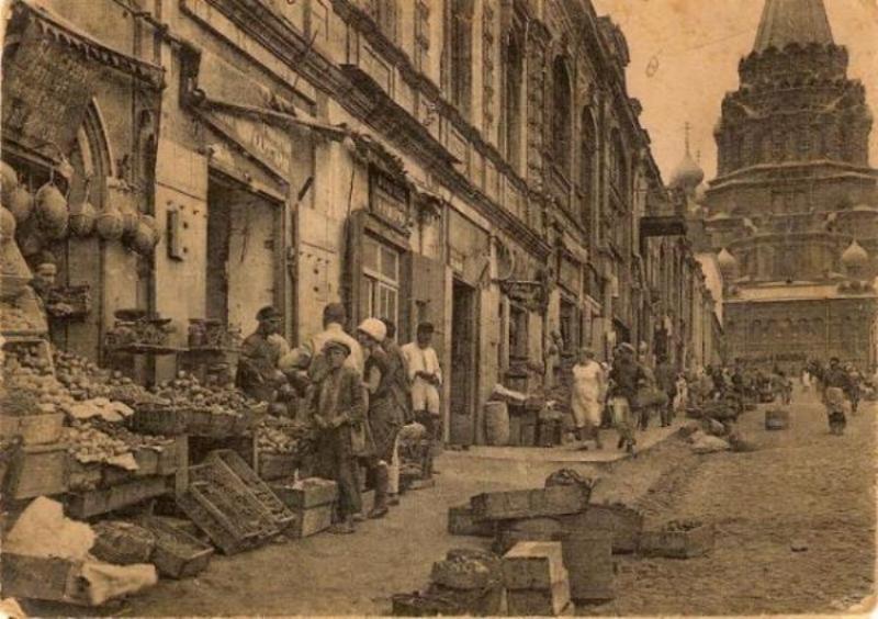 """Проект """"Мой Баку"""": день на восточном базаре – РЕПОРТАЖ - ФОТО"""