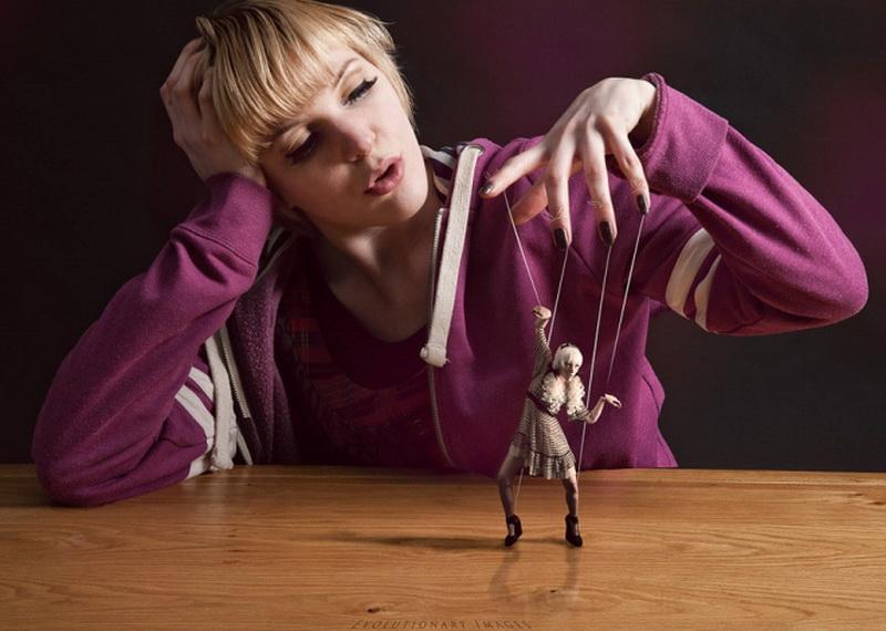 Марионетка и кукловод картинки