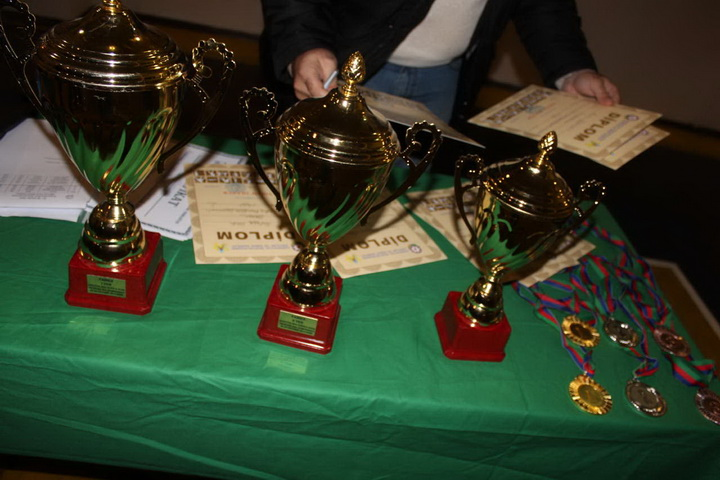 Завершен второй Открытый чемпионат страны по драйтулингу - ФОТО