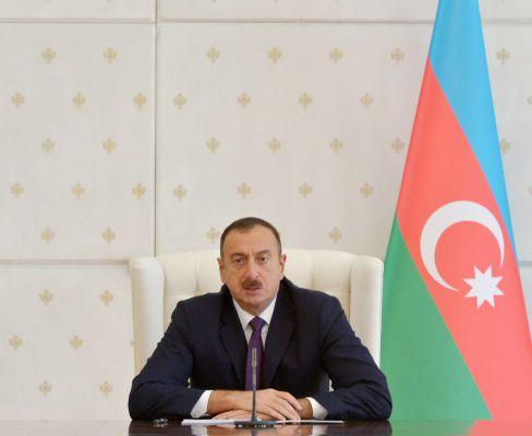 """Президент Ильхам Алиев: """"Сегодня без учета интересов Азербайджана не может быть выдвинута ни одна инициатива в регионе"""" - ОБНОВЛЕНО - ФОТО"""