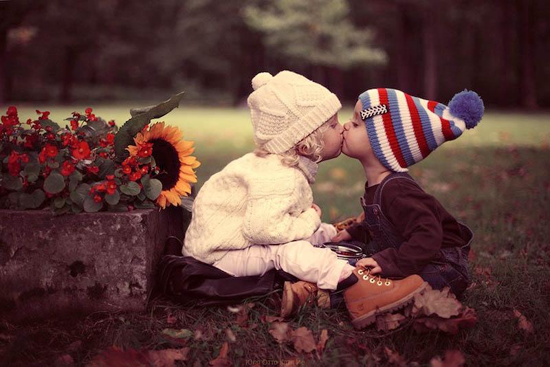 Душевные картинки влюбленных
