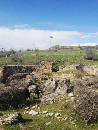 Габала - город, подобный Вавилону, Трое, Помпею - ФОТО