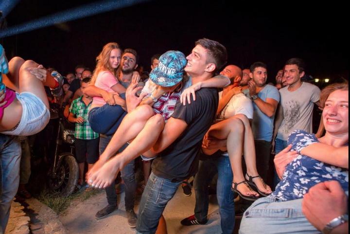 Каково это - быть байкером в Азербайджане - ОТ ПЕРВОГО ЛИЦА - ФОТО