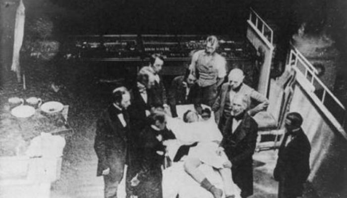 Устрашающие врачебные инструменты прошлого - ФОТО