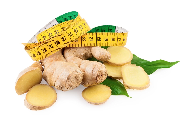 имбирь помогает похудению
