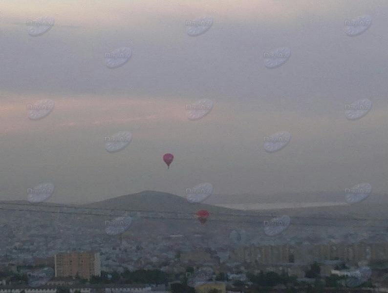 Чудесный полет над Баку - МОБИЛЬНЫЙ РЕПОРТЕР – ФОТО