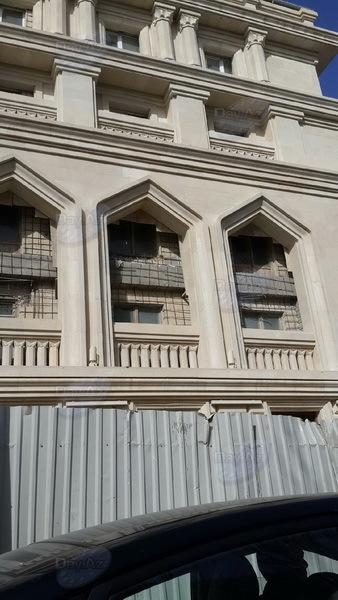 Куда пропали окна в бакинском доме? - МОБИЛЬНЫЙ РЕПОРТЕР – ФОТО