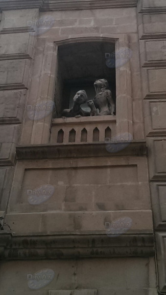 Необычные жители старого Баку - МОБИЛЬНЫЙ РЕПОРТЕР – ФОТО