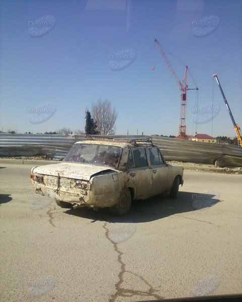 До чего можно довести свой автомобиль - МОБИЛЬНЫЙ РЕПОРТЕР – ФОТО