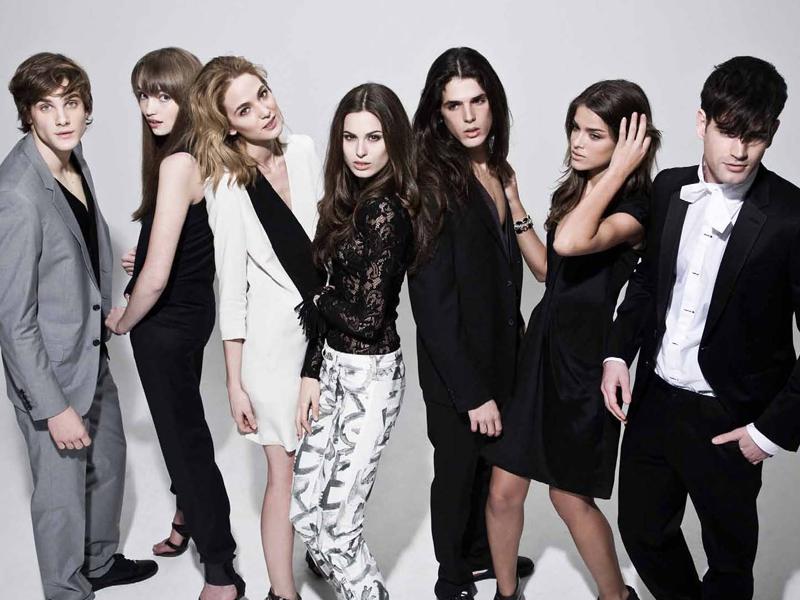 Модельное агентство баку как стать моделью известных брендов