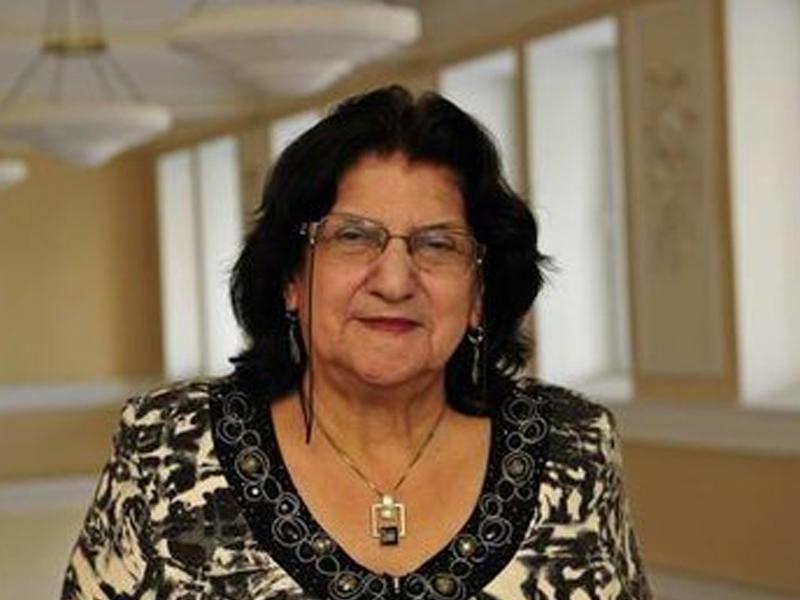 Azərbaycan Bəstəkarlar İttifaqının katibi Zemfira Qafarova ile ilgili görsel sonucu