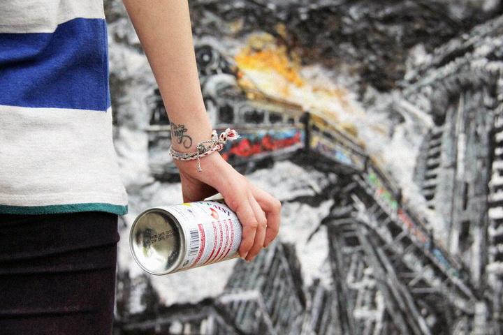 В Баку создана картина, которая всех удивит - ФОТО
