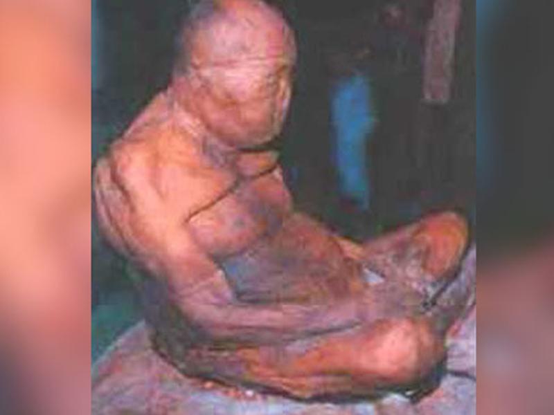 опровергли далай лама мумия фото строительством